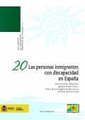 Eduardo Díaz Velázquez, [et al.]: Las personas inmigrantes con discapacidad en España.